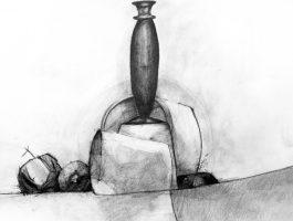 Charchoal - Pencil